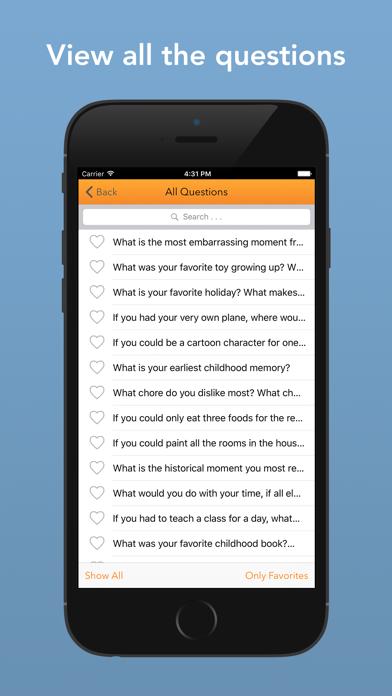 Family Chat - Conversation Topics for Familiesのおすすめ画像3