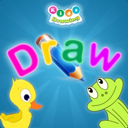 Kids Drawing - Paint for kids - Art, Draw, Doodle, Crafts