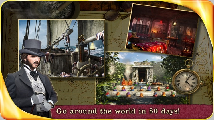 Around the World in 80 Days – Extended Edition - Based on a Jules Verne Novel