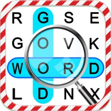 Activities of Word Search: Christmas - Prime Brain Game Find Target Letter
