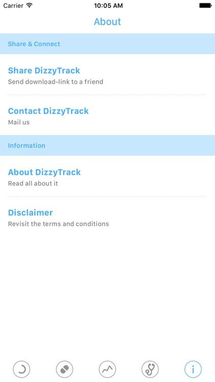 DizzyTrack screenshot-4