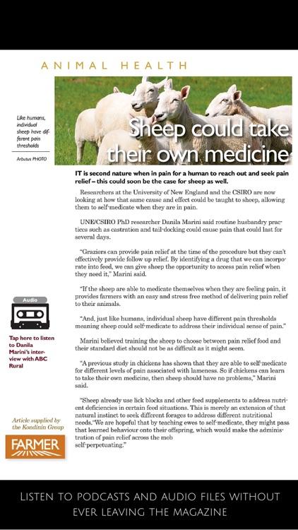 Farmer Magazine screenshot-4