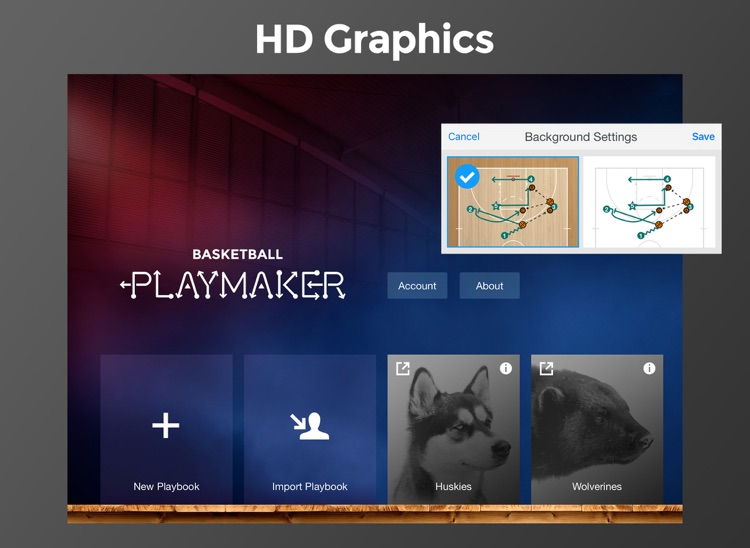 Basketball Playmaker Playbook screenshot-4
