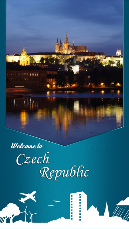 Czech Republic Offline Travel Guide screenshot-0