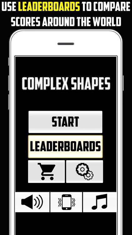 Complex Shapes screenshot-4