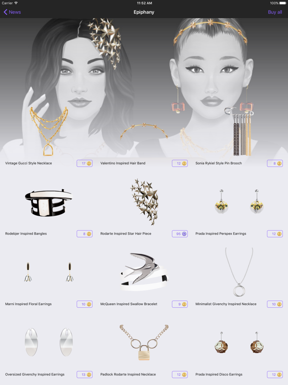 Stardoll Access by Stardoll AB (iOS, United States
