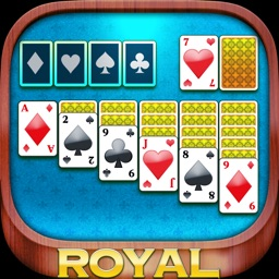 Solitaire ROYAL - Free Card Game