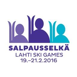 Lahti Ski Games 2016
