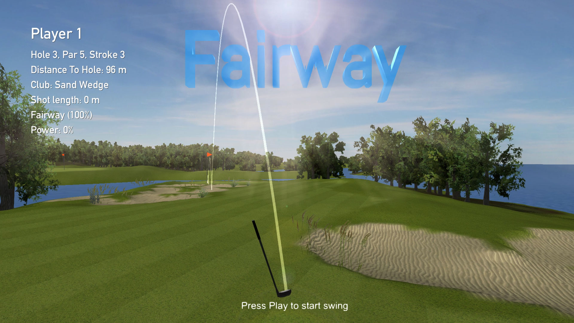 Golf Pro Free screenshot 5