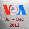 VOA慢速美语2013精华合集新闻免费版HD - 常速标准ESL英语听力
