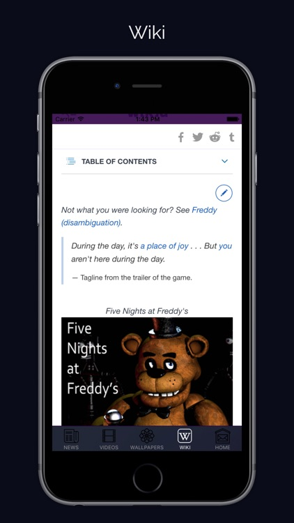FNAF News & Guide 3, 4 - for Five Nights at Freddy's Free HD screenshot-4