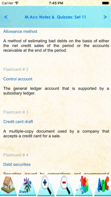 Managerial Accounting: 1000 Study Notes, Tips, Quizzes screenshot-3