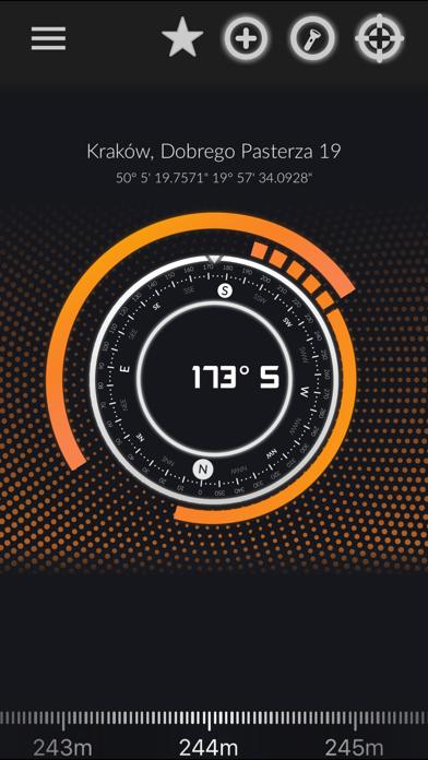 Smart Best Compass screenshot one