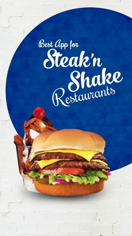 Best App for Steak 'n Shake Restaurants