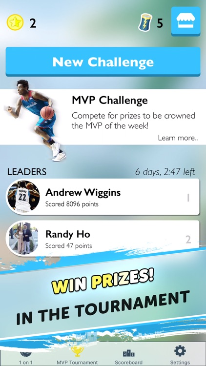 PopSwish Basketball by Andrew Wiggins
