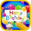 Marcos y tarjetas de feliz cumpleaños - Fotoeditor