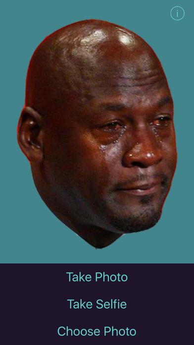 Crying Jordan Meme Generator