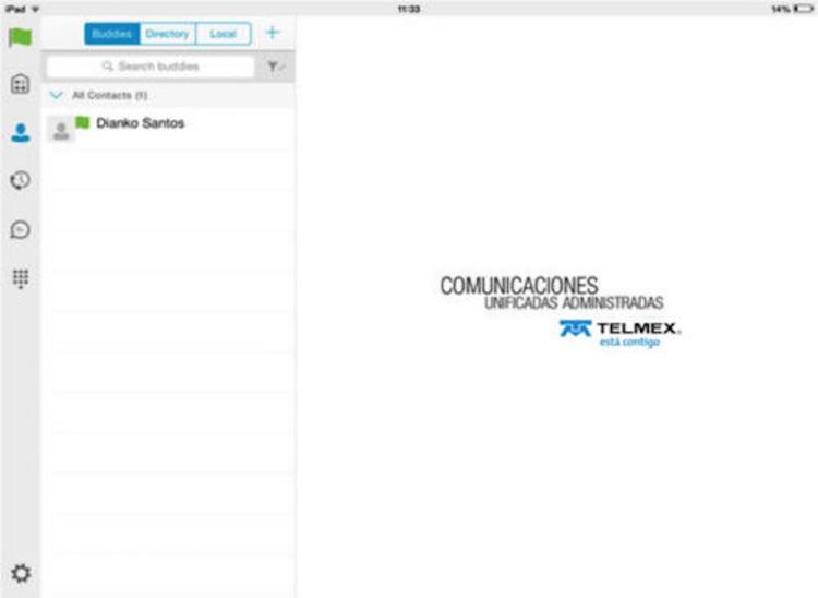 CloudPBX Tablet 1.2