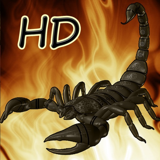 Black Scorpion UAV Fighter - Unmanned Drone Tarantula Blast HD iOS App