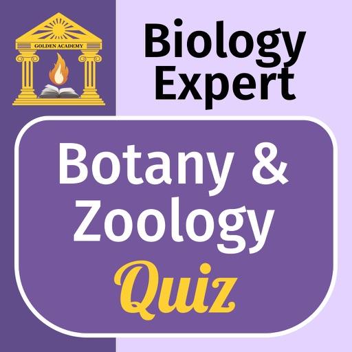 Biology Expert : Botany & Zoology Quiz FREE