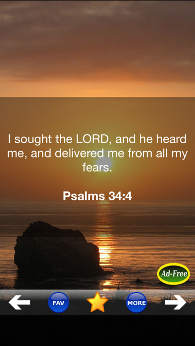 Inspirational Bible Verse of the Day FREE! Daily Bible Inspirations, Scripture & Christian Devotionals! screenshot one