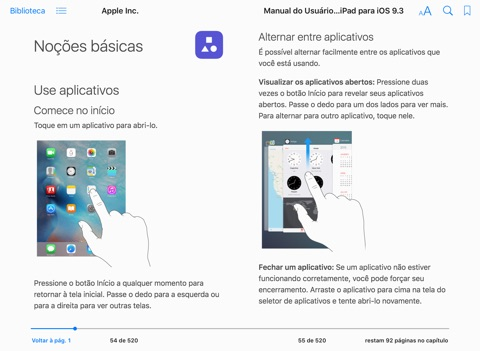 ipad manual de usuario