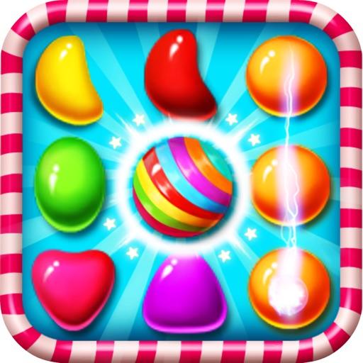 Sweet Candy Jelly Journey iOS App