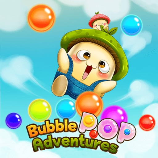 Bubble Pop Adventures icon