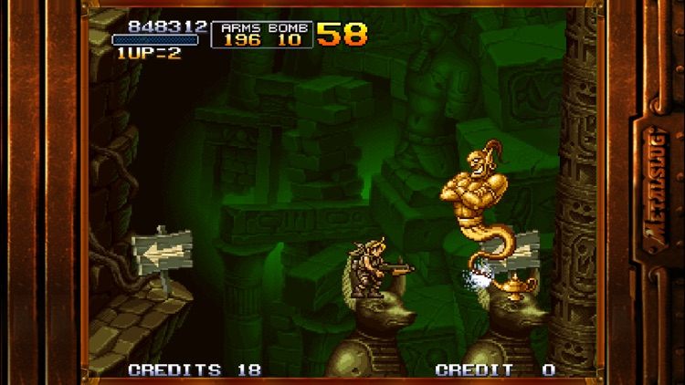 METAL SLUG X screenshot-2