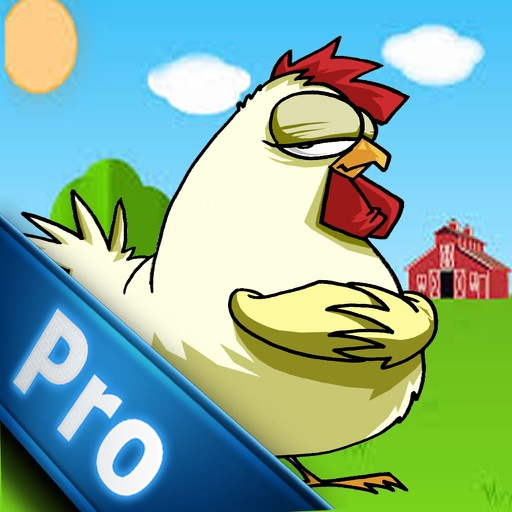 A Crazy Chicken Adventure Pro icon