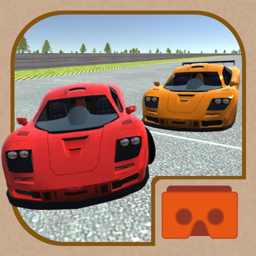 VR Car Racing 3D for Google Cardboard