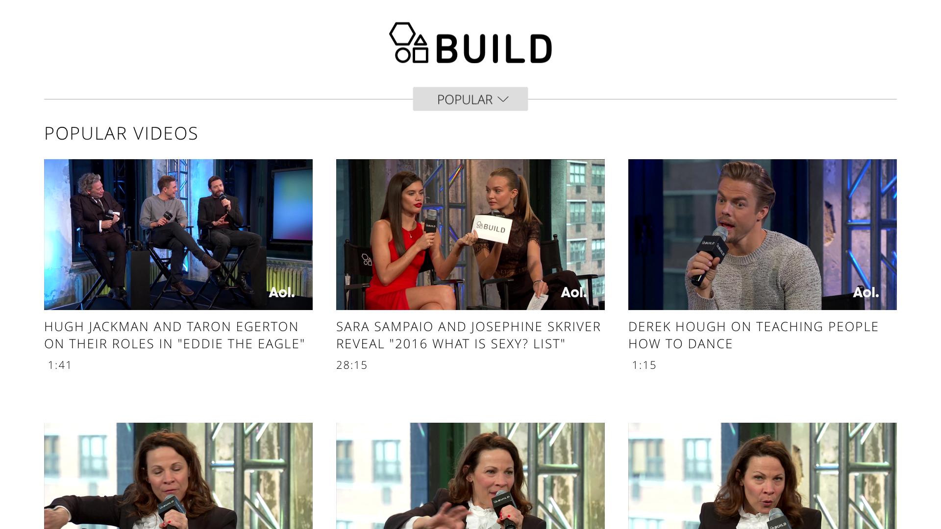 BUILD Series screenshot 9