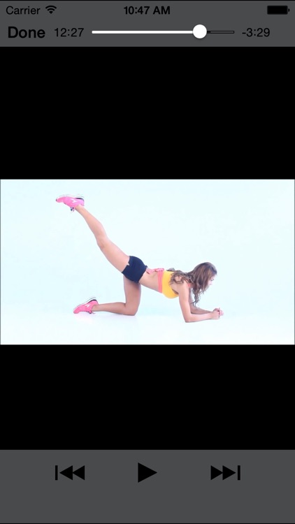 Butt Toner Workouts: Booty Fitness at Home – Best Leg Lifting Exercise for Toned Buttock screenshot-3