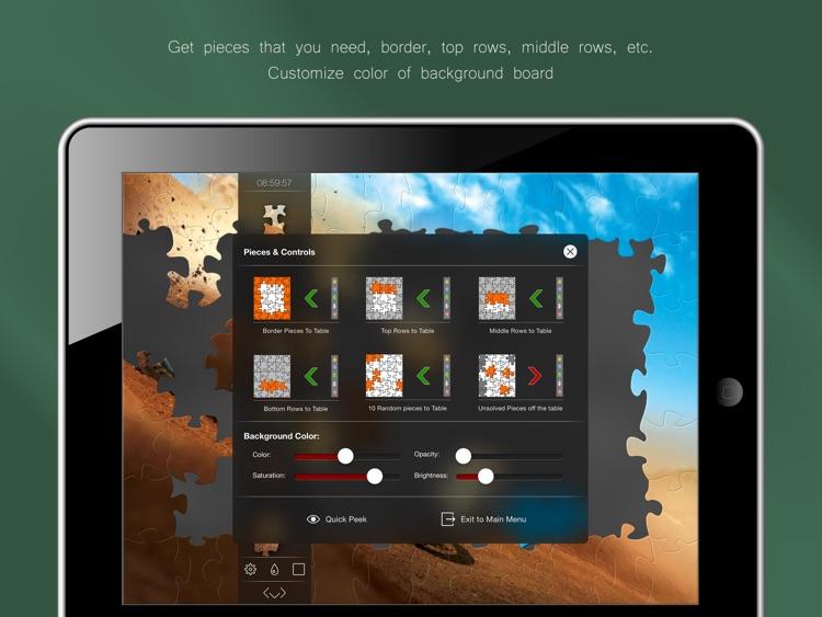 Jigsaw Pro Puzzle screenshot-4