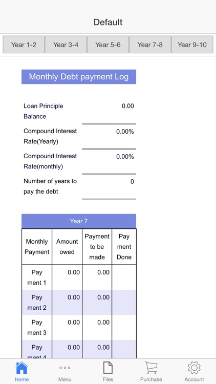 Debt Payoff screenshot-4