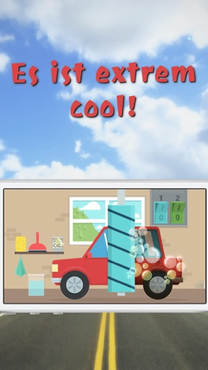 kinder und kleinkinder spielzeugauto fahrt autow sche auto mechaniker spiel im app store. Black Bedroom Furniture Sets. Home Design Ideas