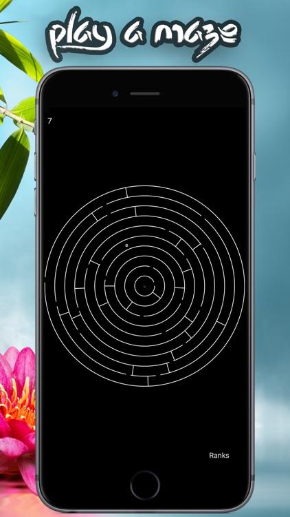 Maze Zen screenshot-3