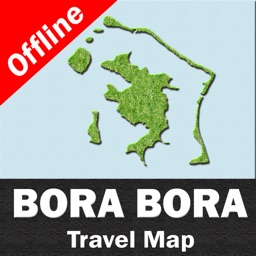 BORA BORA – GPS Travel Map Offline Navigator