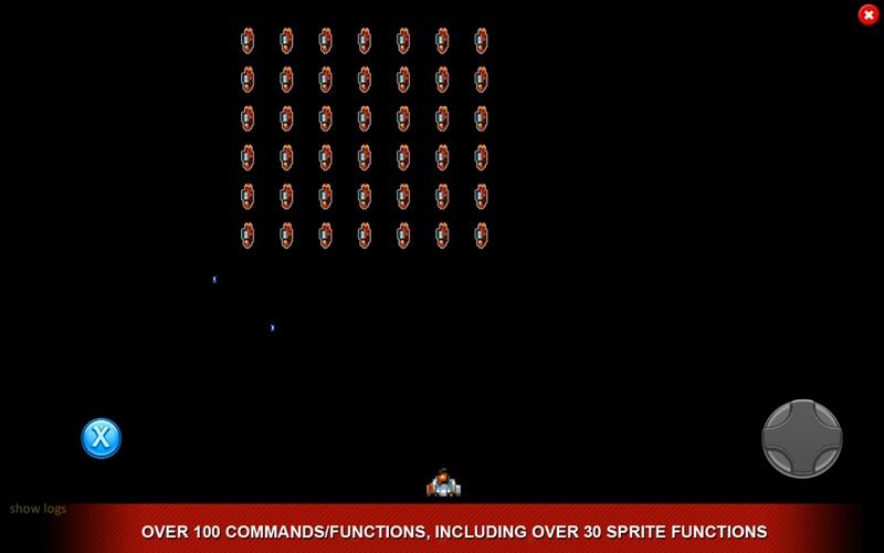 Sprite Basic Game Programming for Mac
