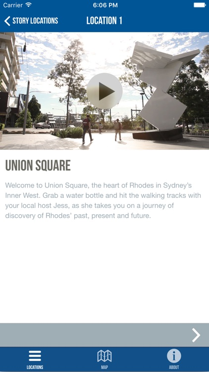 Rhodes Walking Tour screenshot-3