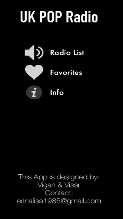UK - POP Music Radio Stations (Best of POP)