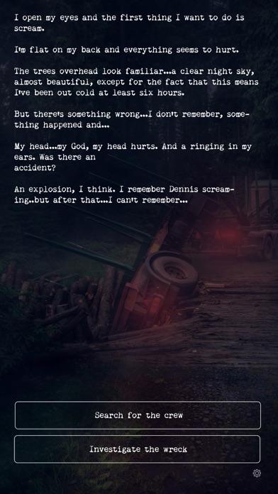 Buried - Interactive Story Screenshot 1
