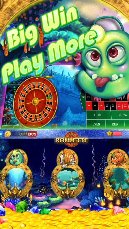 Lucky Fish Casino