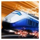 火车拉什 - 高速铁路轨道疯狂(免费游戏) icon