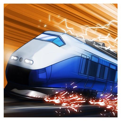 Поезд Rush - Экспресс рельсовый путь Безумие (бесплатная игра)