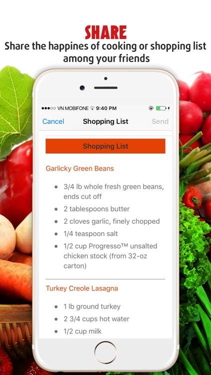 2000+ Vegetable Recipes screenshot-4