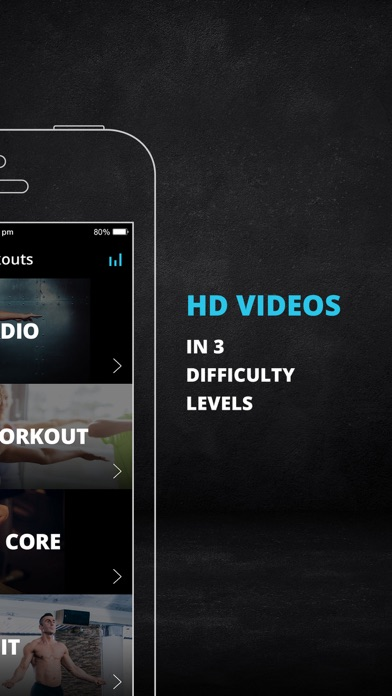 FitTube PRO - Track On Your Fitness Workouts screenshot two