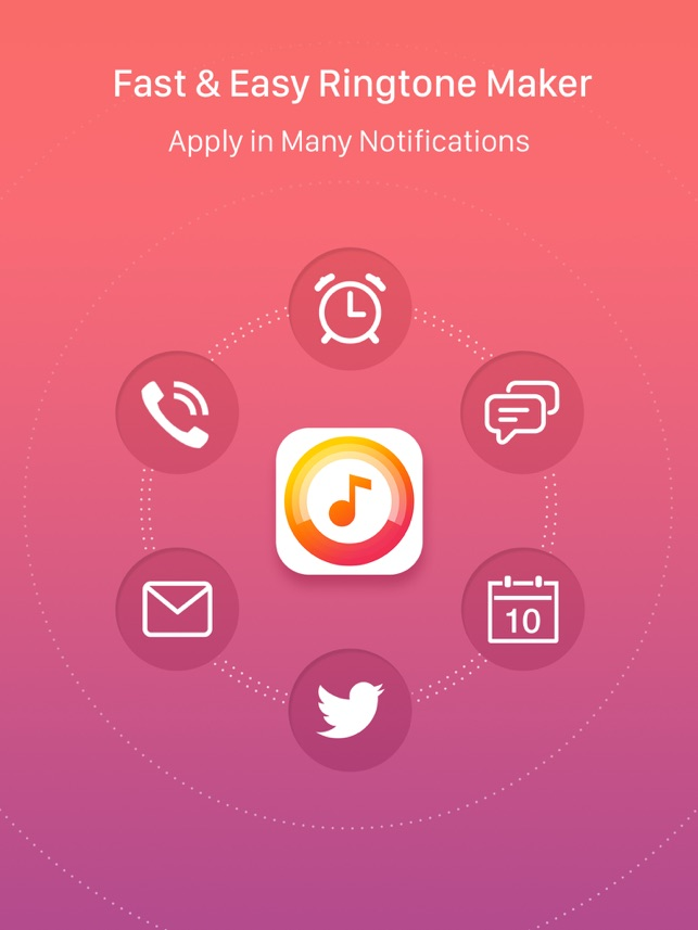 Ringtone Maker Create Ringtones With Your Music On The App Store