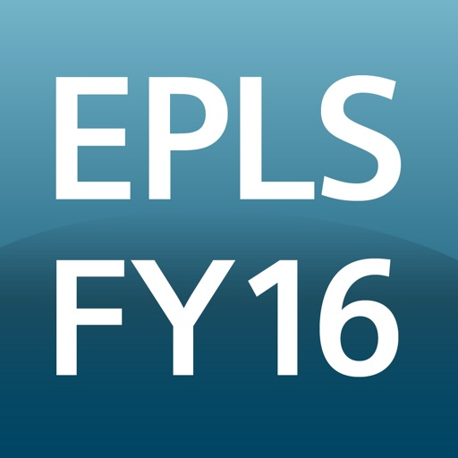 EPLS FY16 icon