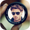 Camera Photo Frame - Selfie frame in DSLR Camera